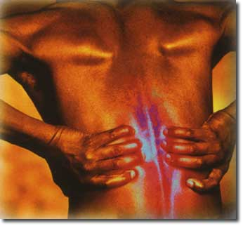 The misery of chronic lower back pain